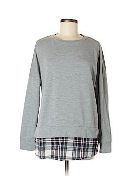 She In Sweatshirt Size L