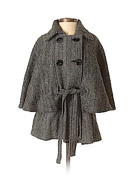 Steve Madden Wool Coat Size Sm - Med