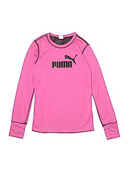 Puma Active T-Shirt Size 8 - 10