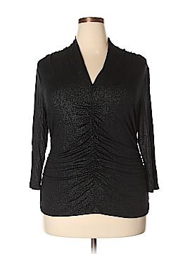 Rafaella Long Sleeve Top Size XXL