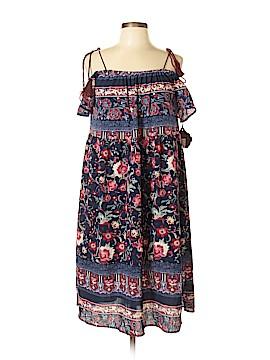 Knox Rose Casual Dress Size L