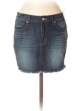 Express Denim Skirt Size 4