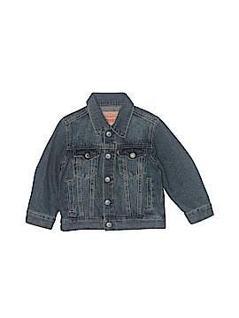 Levi Strauss Signature Denim Jacket Size 3T