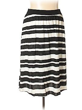 Ava & Viv Casual Skirt Size 1X (Plus)