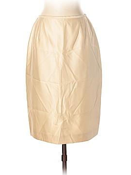 Lafayette 148 New York Wool Skirt Size 4