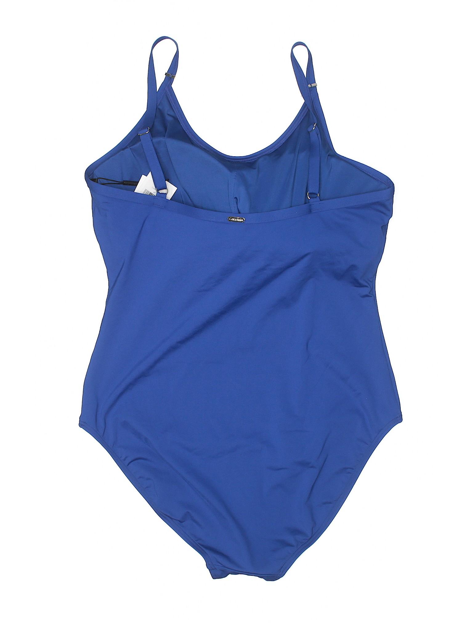 Piece Calvin Swimsuit Boutique One Klein pxtdqUxO