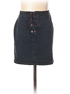 Tark '1 Denim Skirt Size 1 (Tall)