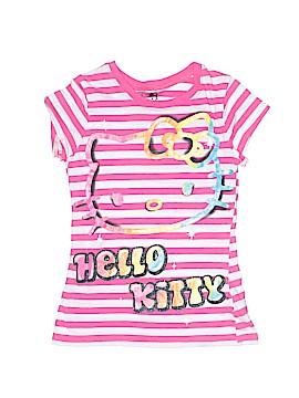 Hello Kitty Short Sleeve T-Shirt Size 7-8