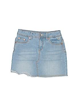 Justice Jeans Skort Size 10