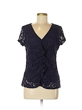 Alfani Short Sleeve Top Size M (Petite)