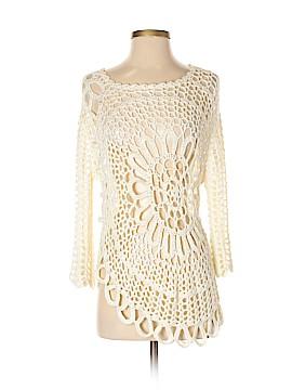 Roz & Ali Pullover Sweater Size S