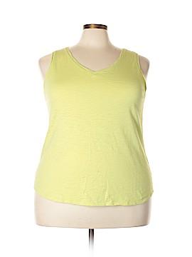 Chico's Sleeveless T-Shirt Size XXL (4)