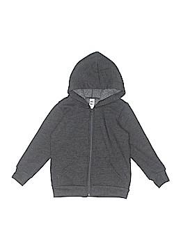 American Apparel Zip Up Hoodie Size 4