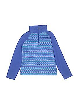 Columbia Fleece Jacket Size 10-12