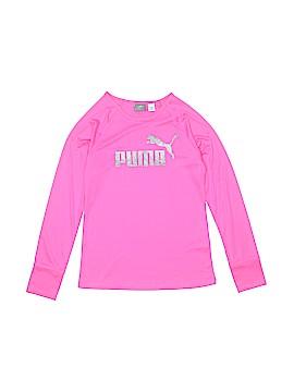 Puma Active T-Shirt Size 8-10