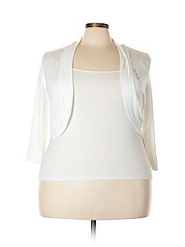 Jessica Howard Shrug Size 1X (Plus)