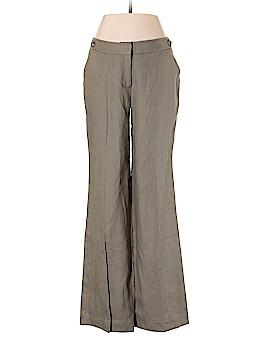 Laura Clement Collection Linen Pants Size 6