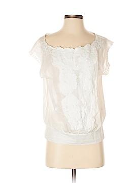 Matty M Short Sleeve Blouse Size S