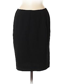 Jones New York Wool Skirt Size 6 (Petite)