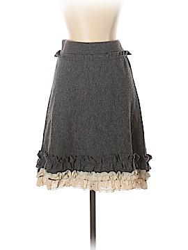 Girls from Savoy Wool Skirt Size M