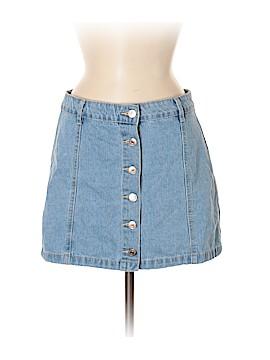 Forever 21 Denim Skirt 29 Waist