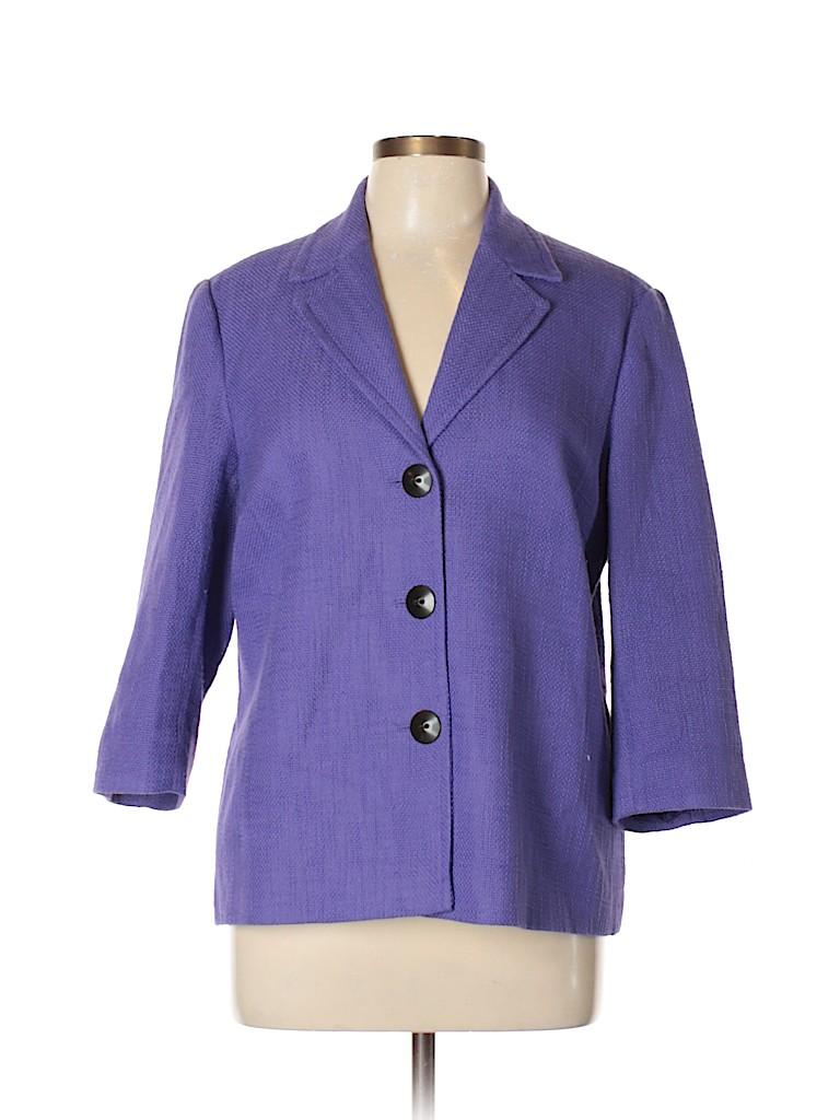 Coldwater Creek Women Blazer Size L
