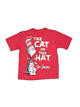 Dr. Seuss Short Sleeve T-Shirt Size 7