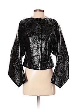 Viktor & Rolf Faux Leather Jacket Size 38 (IT)