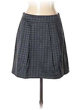 Halogen Denim Skirt Size 10 (Petite)