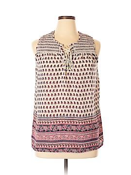Japna Sleeveless Blouse Size XL