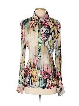 Basler Long Sleeve Blouse Size 40 (IT)