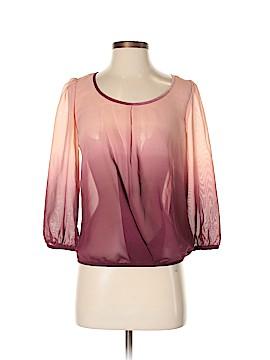 BCX 3/4 Sleeve Blouse Size S