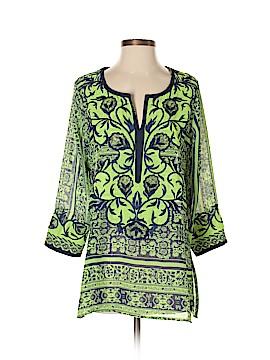 Gretchen Scott Designs 3/4 Sleeve Blouse Size XXS