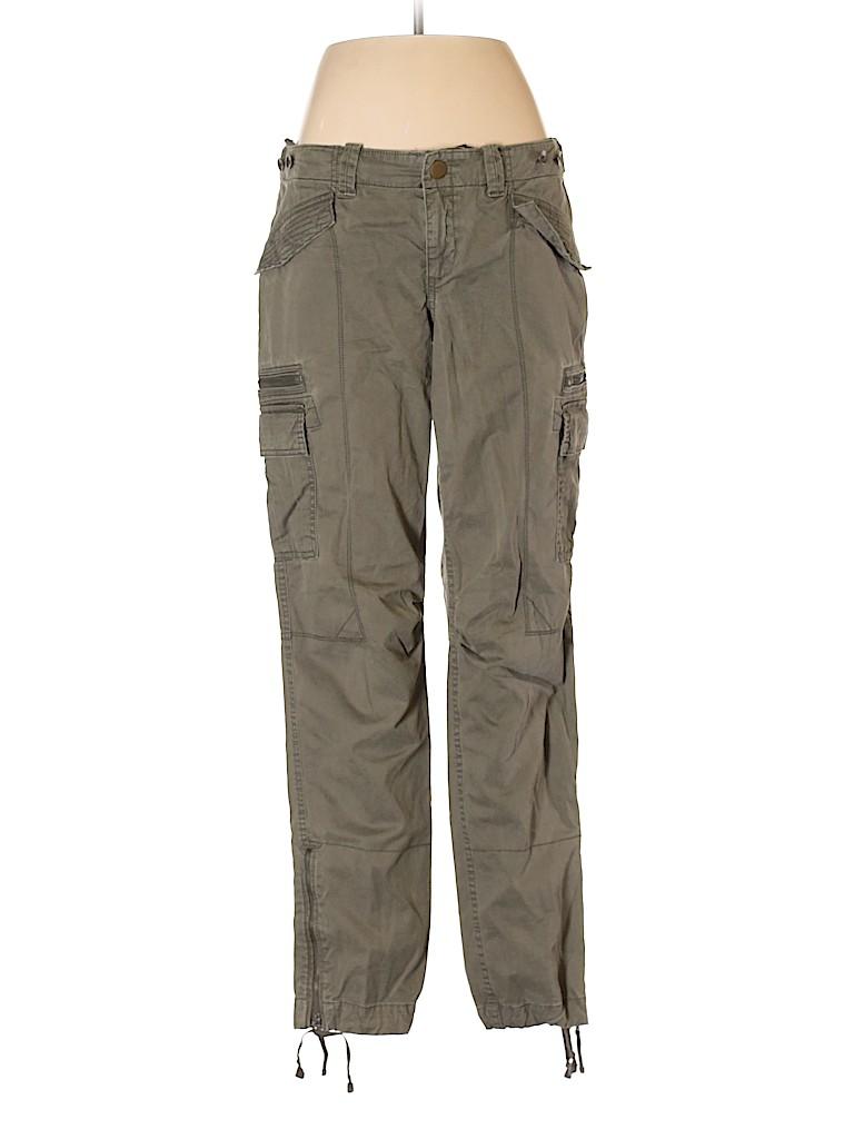 Eddie Bauer Women Cargo Pants Size 6