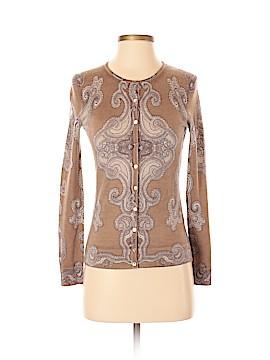 Belford Wool Cardigan Size S