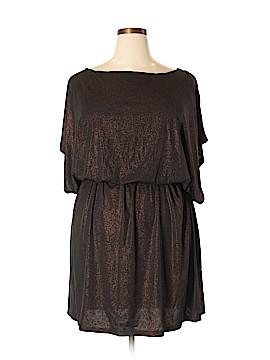 Lane Bryant Outlet Casual Dress Size 26 (Plus)