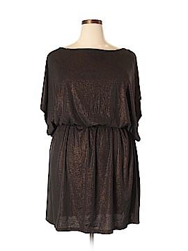 Lane Bryant Outlet Casual Dress Size 22 (Plus)