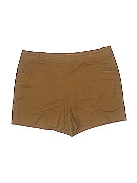 Elevenses Khaki Shorts Size 8