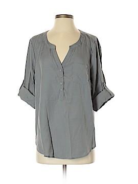 Torrid 3/4 Sleeve Blouse Size 00 (Plus)