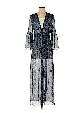 Anna Sui Silk Cardigan Size 4