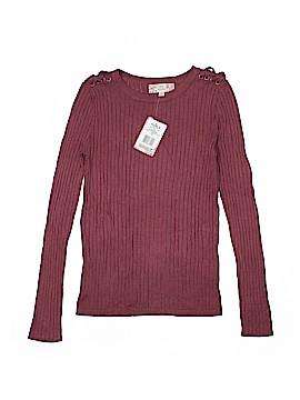 PINK Republic (Heart) Long Sleeve T-Shirt Size S