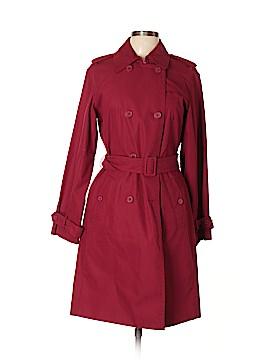 Ann Taylor LOFT Trenchcoat Size 10