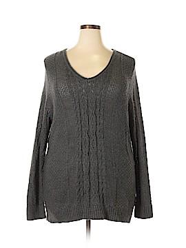 Laura Scott Pullover Sweater Size 2X (Plus)