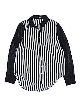 Papaya Long Sleeve Blouse Size M