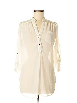 Mileage 3/4 Sleeve Blouse Size S
