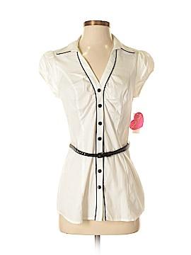 Heart Soul Short Sleeve Top Size M