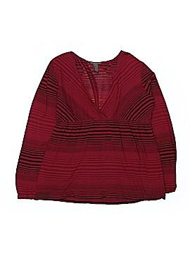 Hillard & Hanson Long Sleeve Top Size XL