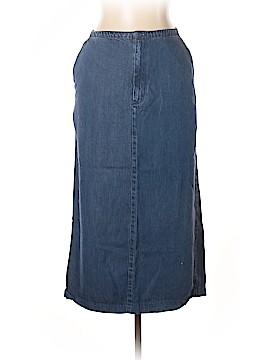 Liz Claiborne Casual Skirt Size L (Petite)