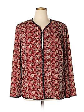 Jkara Jacket Size 1X (Plus)