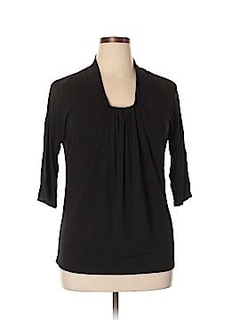 Nine West 3/4 Sleeve Top Size XL
